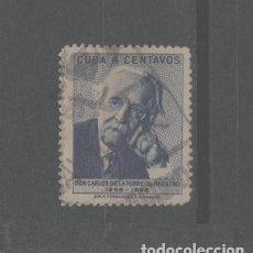 Sellos: LOTE X-SELLO CUBA. Lote 277577163