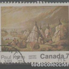 Francobolli: LOTE X-SELLO CANADA. Lote 277577208