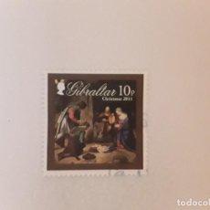 Sellos: AÑO 2011 GIBRALTAR SELLO USADO. Lote 278681513