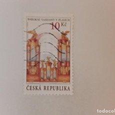 Sellos: AÑO 2011 REPUBLICA CESKA SELLO USADO. Lote 278682008
