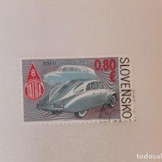 Sellos: AÑO 2011 SLOVENSKO SELLO USADO. Lote 278682068