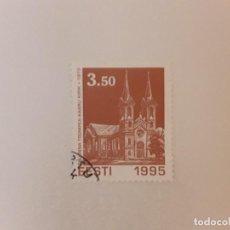 Sellos: AÑO 1995 ESTONIA SELLO USADO. Lote 278682358