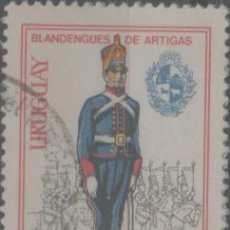 Sellos: LOTE A2-SELLO URUGUAY TEMA MILITAR. Lote 278930773