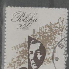 Sellos: LOTE (23) SELLO POLONIA TEMA MUSICA. Lote 278931413