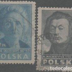 Francobolli: LOTE RJ- SELLOS POLONIA. Lote 284309588