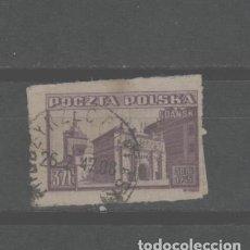 Francobolli: LOTE RJ-SELLO POLONIA SIN DENTAR. Lote 284377533