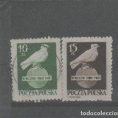 Francobolli: LOTE RJ- SELLOS POLONIA. Lote 284711133