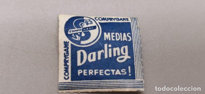COMPRYGANE MEDIAS DARLING PERFECTAS PUBLICIDAD (Sellos - Extranjero - Europa - Otros paises)