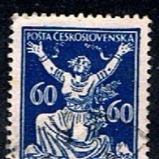 Sellos: CHECOSLOVAQUIA // YVERT 169 // 1920-25 ... USADO. Lote 288217193