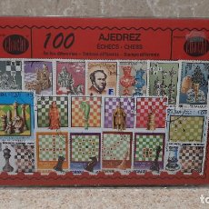 Sellos: BLISTER SIN ABRIR, 100 SELLOS TIMBRES STAMPS AJEDREZ, FILATELIA.. Lote 294052508