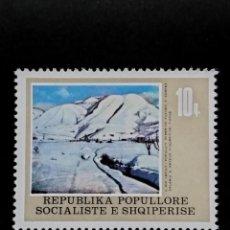 Francobolli: SELLO DE ALBANIA - BOL - 31-3. Lote 294966688