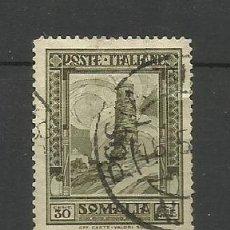 Sellos: ITALIA- - - COLONIAS SOMALIA 1932--USADO. Lote 296578328