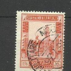 Sellos: ITALIA- - - COLONIAS SOMALIA 1932--USADO. Lote 296578833