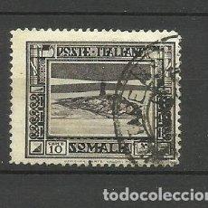 Sellos: ITALIA- - - COLONIAS SOMALIA 1932--USADO. Lote 296579478