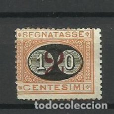 Sellos: ITALIA- - - SERIE NUMEROS 1890--* SIN GOMA. Lote 296583518