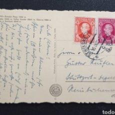 Sellos: FILATELIA SELLOS ESLOVAQUIA 1938 CHECOSLOVAQUIA. Lote 296893183