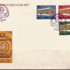 Sellos: PORTUGAL SPD 1051/53 - AÑO 1969 - EUROPA. Lote 12298150