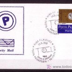Sellos: ITALIA SPD 2373 AÑO 1999 - CORREO PRIORITARIO. Lote 7154789
