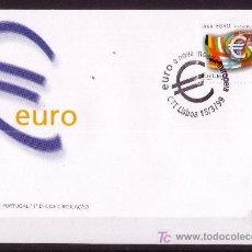 Sellos: PORTUGAL SPD 2305*** - AÑO 1999 - EL EURO. Lote 7325776