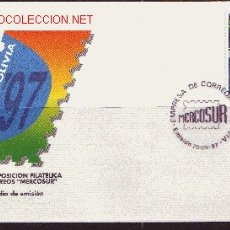 Sellos: BOLIVIA 967 - AÑO 1997. Lote 1513380