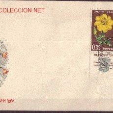 Sellos: ISRAEL 176/77 - AÑO 1960. Lote 1781007