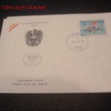 Sellos: AUSTRIA. Lote 3004186