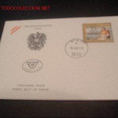 Sellos: AUSTRIA. Lote 3004198