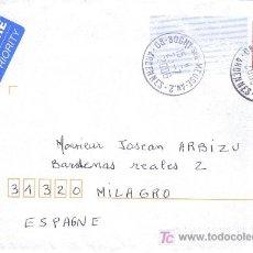 Sellos: FRANCIA ENTERO POSTAL MARIANE CIRCULADO A ESPAÑA . Lote 13627810