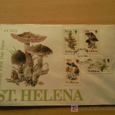 Sellos: ISLA SANTA HELENA PRIMER DIA DE CIRCULACION. Lote 26945265
