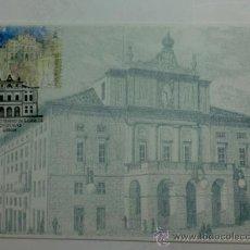 Sellos: TARJETA POSTAL. PORTUGAL. MATASELLOS 200 AÑOS DEL TEATRO DE S. CARLOS. 1993. . Lote 33439985