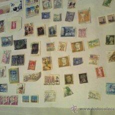 Sellos: LOTE DE MÁS DE 30 SELLOS DE VARIOS PAÍSES AÑOS 70 Y 80.. Lote 33979125