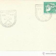 Selos: ALEMANIA DDR LAUCHHAMMER MINERIA MARTILLO MINA. Lote 40094495