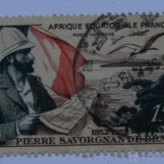 Sellos: SELLO AFRIQUE EQUATORIALE FRANCAISE. Lote 43778968