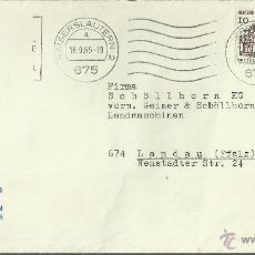 Sellos: ALEMANIA KAISERSLAUTERN SELLOS ARQUITECTURA. Lote 46405472