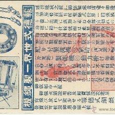 Francobolli: JAPON TARJETA PUBLICITARIA. Lote 49544289