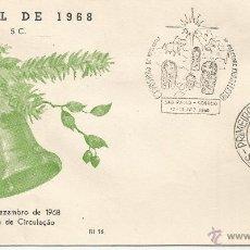 Sellos: SOBRE PRIMER DIA - BRASIL. Lote 50325598