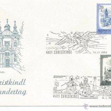 Francobolli: AUSTRIA NAVIDAD CHRISTKINDL 1984. Lote 51422055