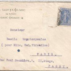 Sellos: GRECIA CC SELLOS MITOLOGIA. Lote 57621815