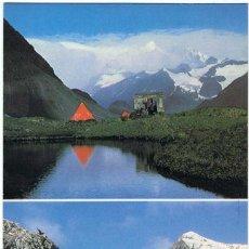 Sellos: POSTAL FALKLAND ISLANDS DEPENDENCIES. PRIMER DÍA. CIRCULADA 31-07-1987. MATASELLOS CONMEMORATIVO. Lote 58514160