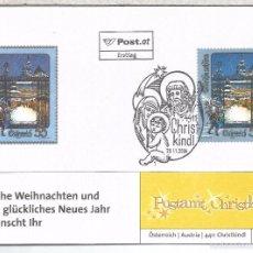 Francobolli: AUSTRIA NAVIDAD MAT CHRISTKINDL 2004. Lote 61081387