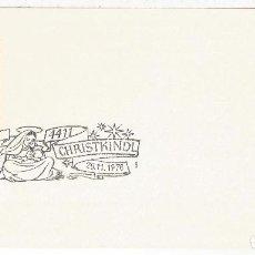 Francobolli: AUSTRIA CHRISTKINDL NAVIDAD 1976. Lote 62206544
