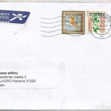Sellos: HOLANDA CC SELLO Y VIÑETA DICIEMBRE DECEMBER. Lote 95935099