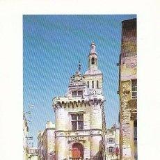 Sellos: FRANCIA IVERT 2758, NIORTQ, MATASELLO SOBRE TARJETA DE 6-6-1992. Lote 98563095