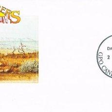 Sellos: AUSTRALIA, ALEXANDER FORREST, EXPLORADOR DEL WESTERN AUSTRALIA, PRIMER DIA 26-9-1983. Lote 121992051