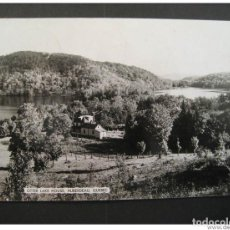 Sellos: OTTER LAKE HOUSE HUBERDEAU QUEBEC CANADA POST CARD. Lote 123981960