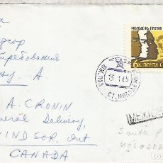 Sellos: URSS CC 1965 LIBERTAD FREEDOM. Lote 133720810