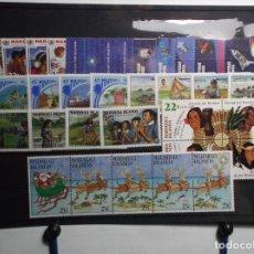 Sellos: LOTE DE MAS DE 30 SELLOS MARSHALL ISLANDS.. Lote 139105634