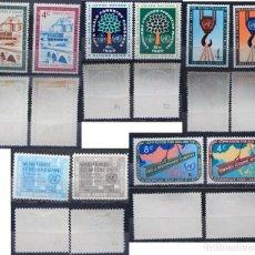 Sellos: ONU NACIONES UNIDAS NEW YORK AÑO 1960 .........NU-61. Lote 143407286