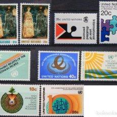 Sellos: ONU NACIONES UNIDAS 1981 .........NU-96. Lote 143800934