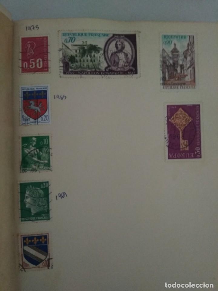 Sellos: Lote 200 sellos extranjeros antiguos. - Foto 2 - 146856178